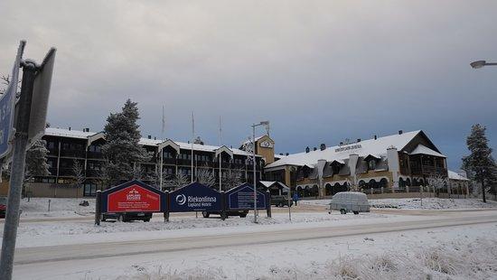 Lapland Hotel Riekonlinna: Front