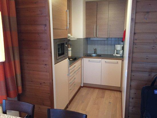 Lapland Hotel Riekonlinna: Kitchen