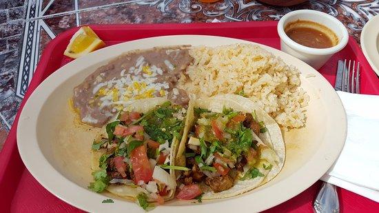 Soquel, CA: Tacos Cabana