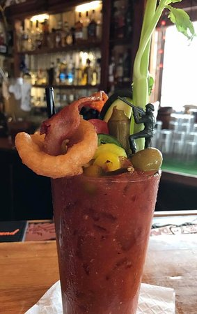 The Artful Bloody Mary