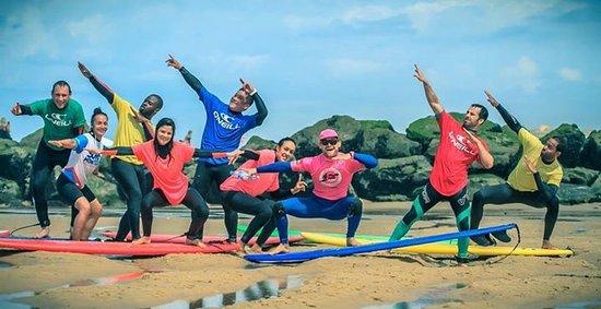 Tengo Frio Surfschool