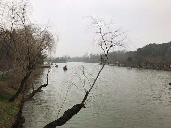 Yangzhou, China: 風景1