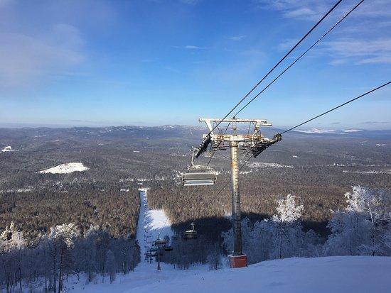 Ski Complex Zavyalikha