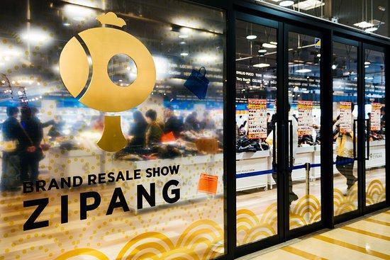 Brand Resale Show Zipang