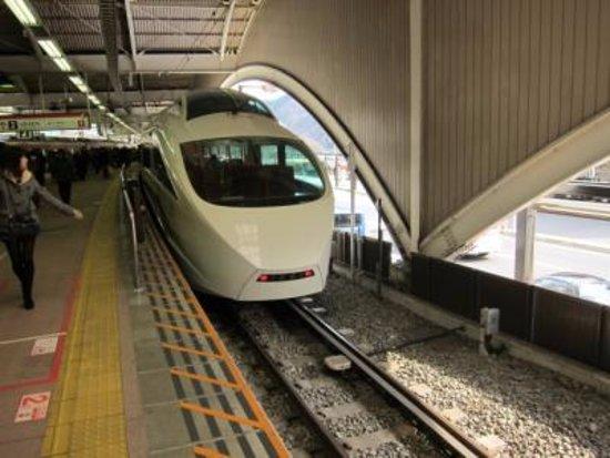 Kanto, Japón: 展望席は格別