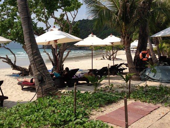 Ao Prao Resort : Lovely beach