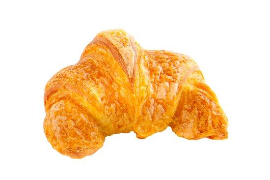 Fleurville, França: Croissant pur beurre de Normandie Fait Maison