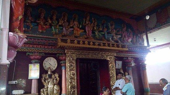 Kumbakonam, Inde : Vanadurga Amman temple 3