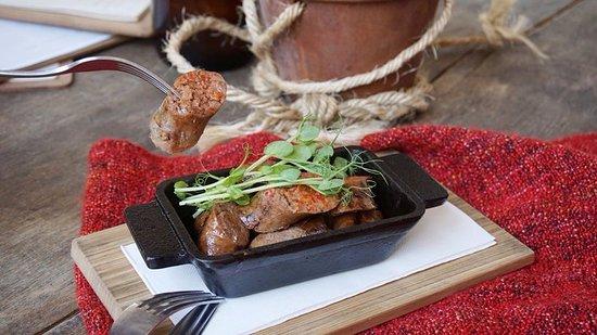 Mosman Park, Australia: Lamb Sausage