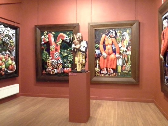 Zurab Tseretelli's Art Gallery