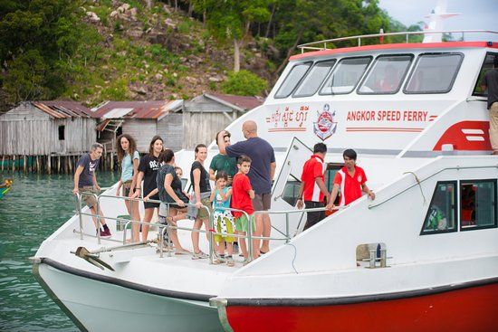 Angkor Speed Ferry & Cruise