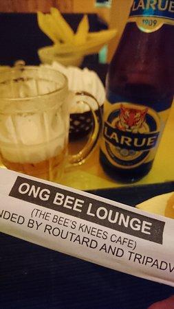Ong Bee lounge : Getränk gratis!
