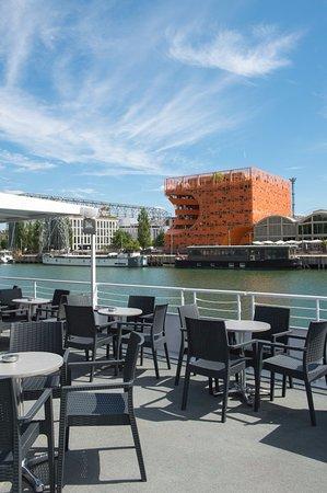Bateau Hermes: Bateau restaurant Hermès - Lyon City Boat