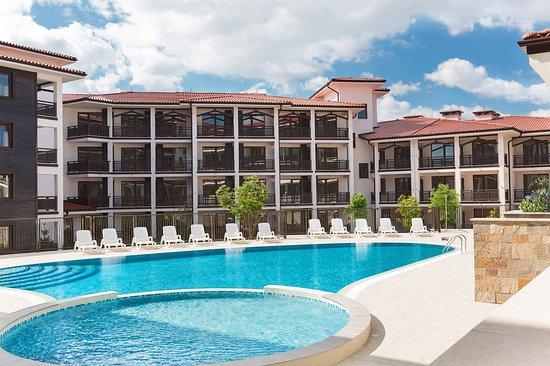 Pool - Picture of TUI BLUE Nevis, Sunny Beach - Tripadvisor
