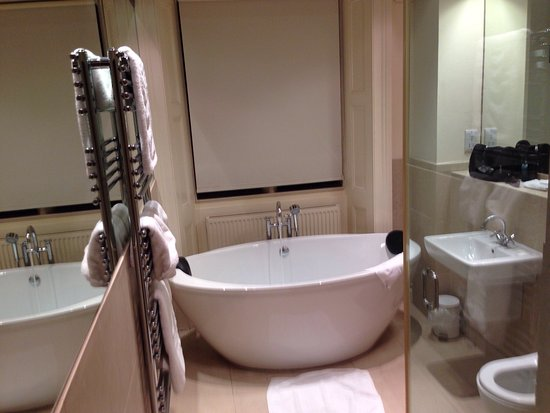 Bagshaw Hall : Mirabeau suite