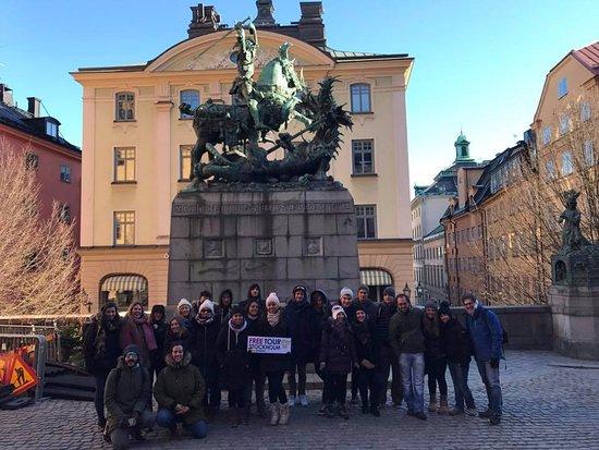 Free Tour Stockholm : Sabado, 26 de febrero de 2017