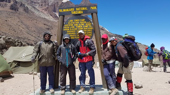 Professional Kilimanjaro Adventure