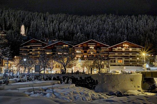 Silvretta Parkhotel Klosters Resmi
