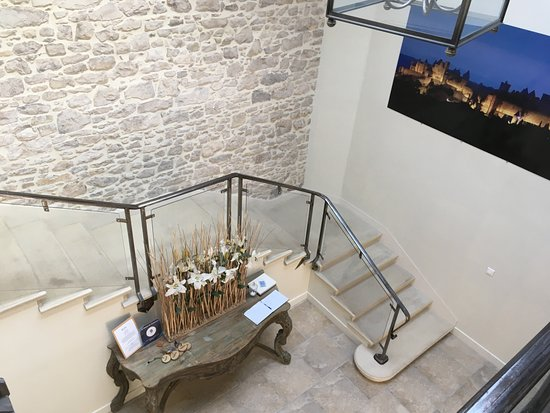 Ventenac-Cabardes, Francja: Hall d'entrée