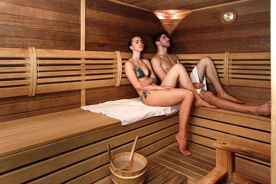 Vecses, Hungary: Sauna