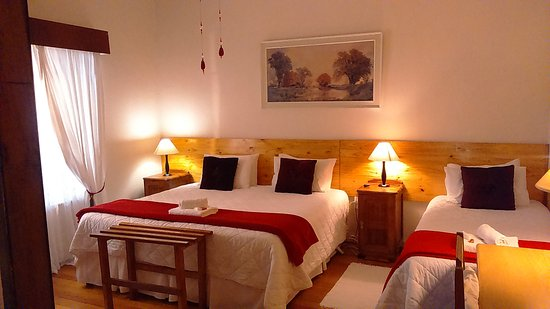 De Aar, South Africa: One of ten en suite rooms available at the min rate