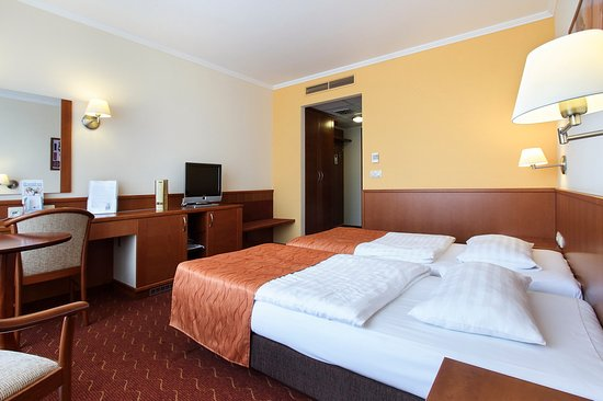 Vecses, Hungary: Deluxe room