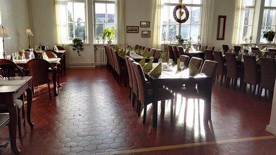 Varkaus, Finlândia: Ravintolasali