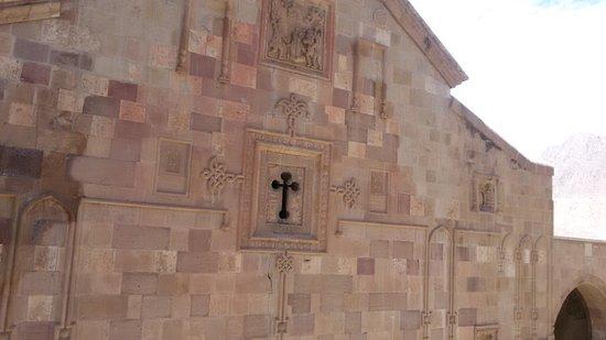 East Azerbaijan Province, Iran: Saint Stepanos Monastery