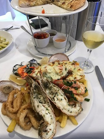 Rouse Hill, Avustralya: Barbara's italian Restaurant