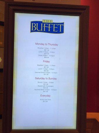 the buffet at bellagio las vegas restaurant reviews phone number rh tripadvisor com Bellagio Las Vegas price of bellagio buffet in las vegas
