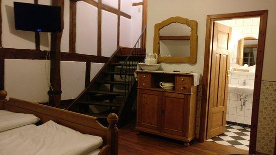 Altes Stadttor Landgasthof & Hotel: Liebevoll eingerichtete Zimmer
