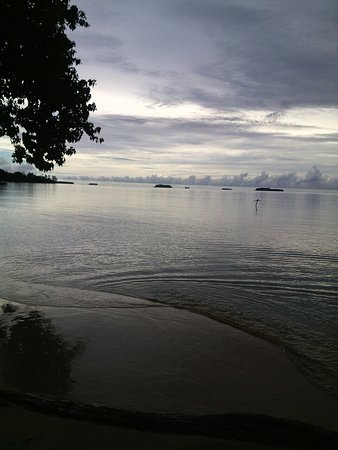 Guadalcanal Island, Solomon Islands: Conflict Bay Lodge
