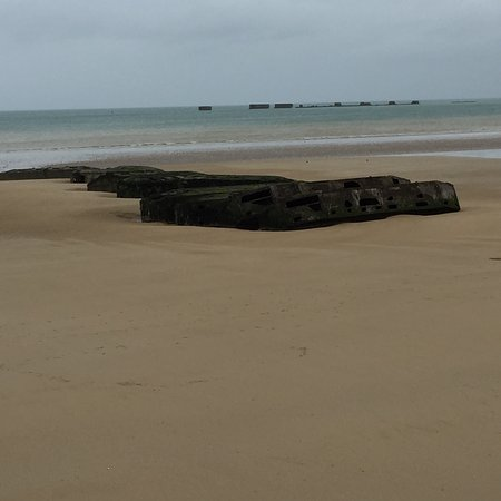 Arromanches-les-Bains, France: photo4.jpg