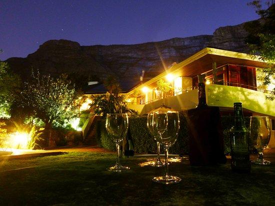 Lezard Bleu: Gastfreundschaft am Fuße des Tafelberges