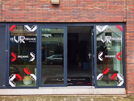 VR Arcade Amsterdam Noord