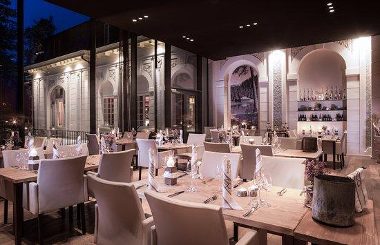 Epoca Restaurant: Epoca Ambiance