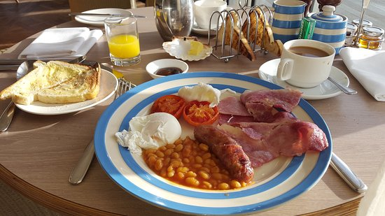 Food - Sidmouth Harbour Hotel Photo