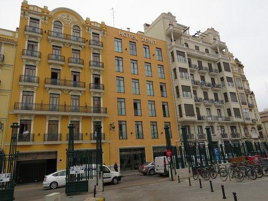 Foto de Hotel Zenit Valencia