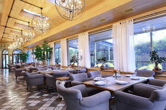Ambassadori Tbilisi Hotel: Georgian restaurant