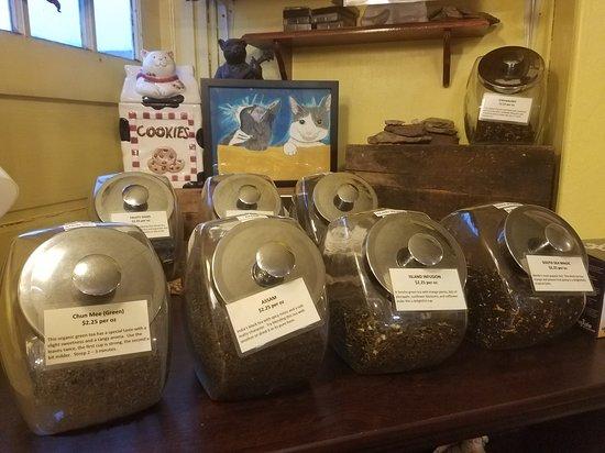 Hanover, Pensilvania: Merlin's Coffee