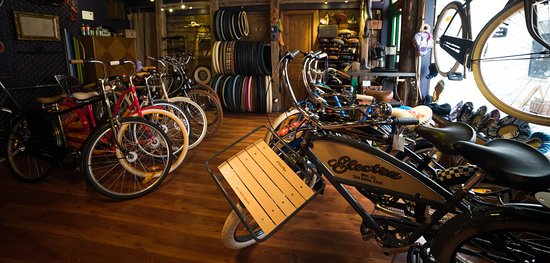 The Armadillo Bike Shop & Service