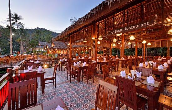 De Fish Seafood Restaurant