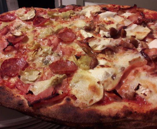 Tropical Bar Pizzeria : impasto semintegrale