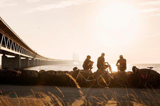 Malmö, Sverige: Öresundsbron - The Bridge