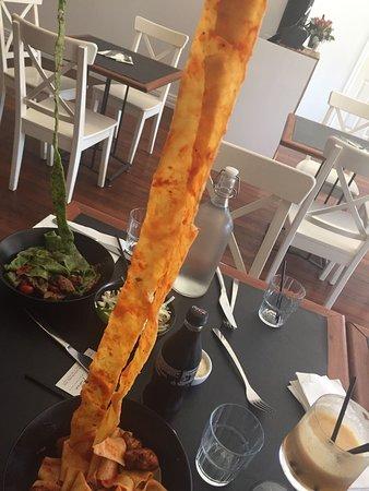 Highgate, Australia: Meter of pasta