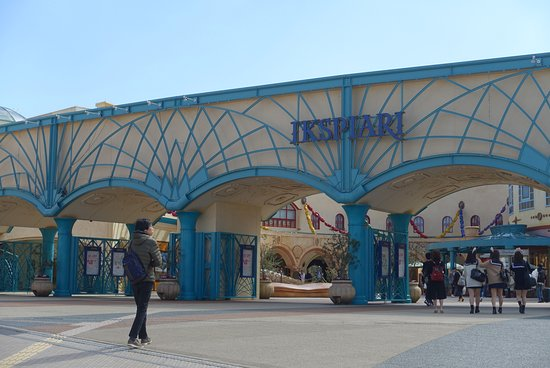 沖繩迪斯尼伊克斯皮兒莉購物中心