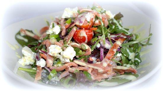 Ballinasloe, Ireland: Salad Special