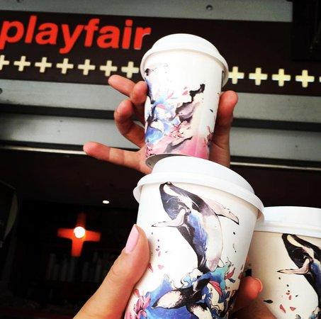 Playfair Cafe