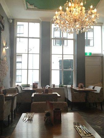 Zutphen, Países Bajos: Restaurant Sultani