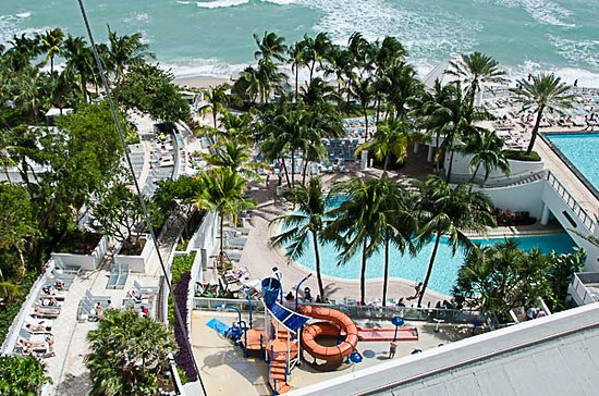 The Diplomat Beach Resort Hollywood Curio Collection By Hilton Photo